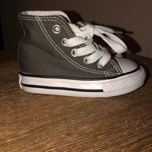NEW!!! Grey Converse